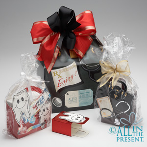 Custom Doctor themed gifts