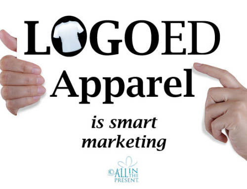 Logoed Apparel is Smart Marketing