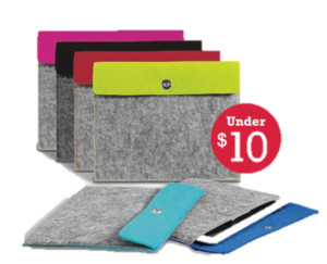 Felt Tablet Sleeve by Port Authority®.