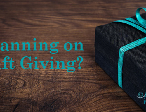Planning on Gift Giving?