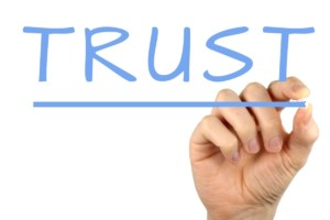 The word trust